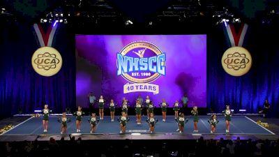 Cardinal Gibbons High School [2020 Large Varsity Division II Semis] 2020 UCA National High School Cheerleading Championship
