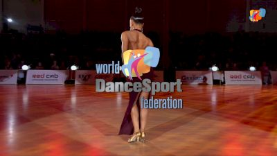2019 WDSF European Cup Latin - Champions Interview