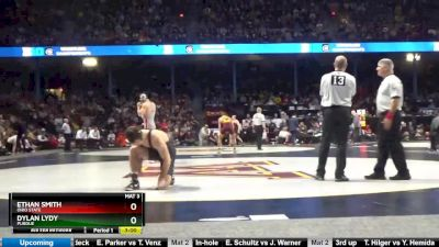 174 5th, Ethan Smith, Ohio State vs Dylan Lydy, Purdue
