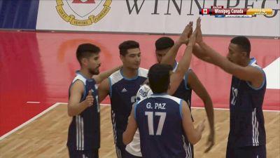 Dominican Republic vs Guatemala | 2019 NORCECA Mens Continental Championship