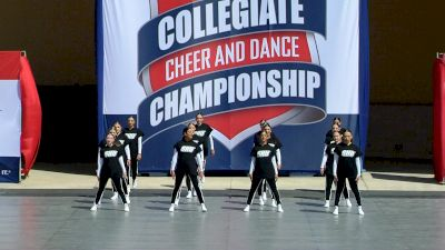 Sacred Heart University [2021 Hip Hop Division I Finals] 2021 NCA & NDA Collegiate Cheer & Dance Championship