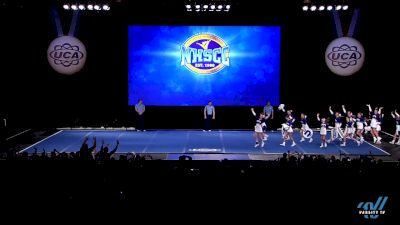 Crispin Cheerleading [2019 Senior Rec Finals] 2019 UCA National High School Cheerleading Championship