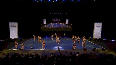 Opp High School [2020 Medium Varsity Non Tumbling Prelims] 2020 UCA National High School Cheerleading Championship