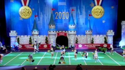 Perrysburg High School [2020 Small Game Day Division I Finals] 2020 UCA National High School Cheerleading Championship