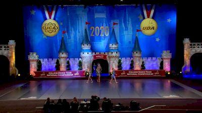Utah Valley University [2020 Division I Jazz Semis] 2020 UCA & UDA College Nationals