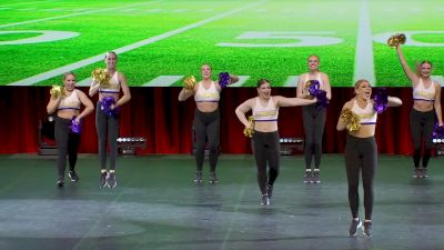 University of Northern Iowa [2020 Division I Dance Game Day Semis] 2020 UCA & UDA College Nationals