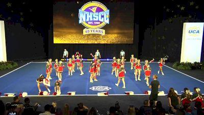 Mount Si High School [2020 Large Varsity Coed Non Tumbling Finals] 2020 UCA National High School Cheerleading Championship