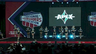 Apex Cheer Athena [2020 L4 Small Senior Day 1] 2020 NCA All-Star Nationals