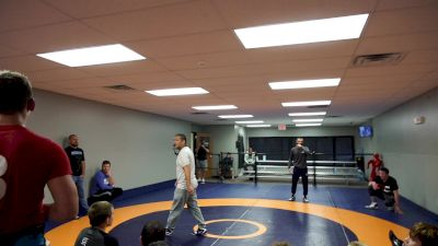 Eric Guerrero Teaches Far Ankle Crotch Lock Freestyle Scrambles