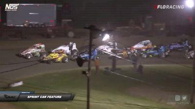 Sprint Car Highlights | IMW at Paragon Speedway