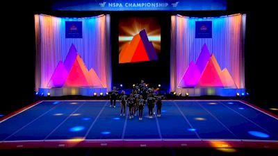 Bluegrass Athletics - Black Out [2021 L5 Senior Coed - Small Finals] 2021 The D2 Summit