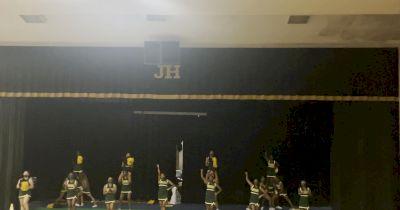 Jim Hill High School [Varsity - Crowd Leading] 2021 UCA & UDA Game Day Kick-Off