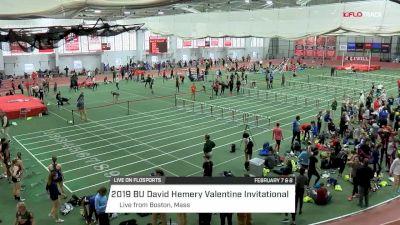 2019 BU David Hemery Valentine Invitational - Day One Replay