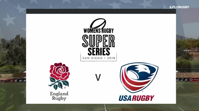 USA v England Highlghts