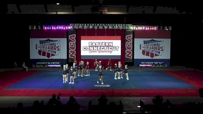 Eastern Connecticut State University [2019 Intermediate All-Girl Division III Finals] 2019 NCA & NDA Collegiate Cheer and Dance Championship