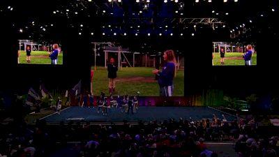 Northwestern State Athletics [2019 Cheer Division I Semis] UCA & UDA College Cheerleading and Dance Team National Championship