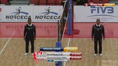 United States vs Mexico | 2019 NORCECA Mens Continental Championship