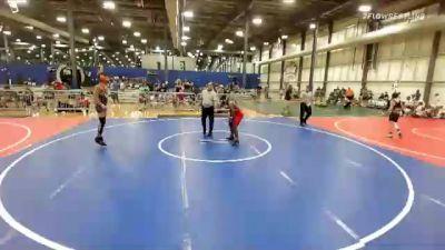 125 lbs Rr Rnd 2 - Jasper Harper, Illinois American Gladiators vs Dayvien Cuba, Elite Athletic Club