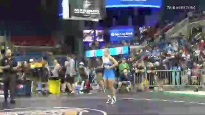 112 lbs Round Of 64 - Sierra Williamson, Georgia vs Sage Mortimer, Utah