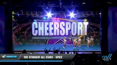 The Stingray Allstars - Marietta - Spice [2021 L5 Senior Coed - Large Day 2] 2021 CHEERSPORT National Cheerleading Championship