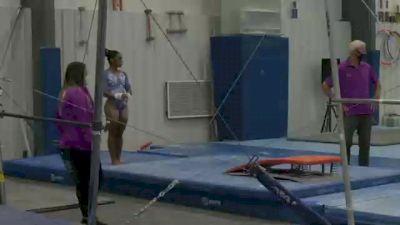 eMjae Frazier - Bars, Parkettes National Gymnastics Center - 2021 Women's World Championships Selection Event