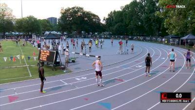 Men's 800m Elite - Thomas Staines 1:45