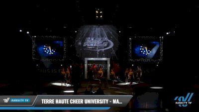 Terre Haute Cheer University - MATADORS [2021 L4 Senior - Small Day 2] 2021 The U.S. Finals: Louisville