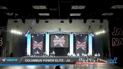 Columbus Power Elite - Junior Mints [2021 L1 Junior - D2 - Small Day 1] 2021 JAMfest Cheer Super Nationals