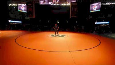 160 lbs 5th Place - Aaron Dobbs, Wisconsin vs Erik Gibson, Pennsylvania