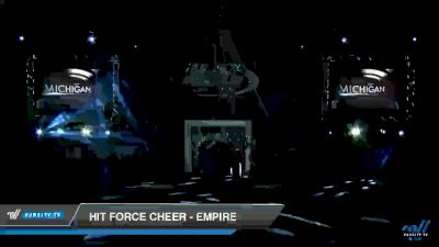 Hit Force Cheer - Empire [2019 Junior 2 Day 2] 2019 US Finals Chicago