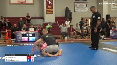 Hunter Colvin vs Dan Martinez 1st ADCC North American Trials