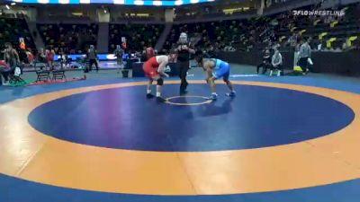 74 kg Prelims - Philip Conigliaro, New England Regional Training Center vs Nick Foster, Illinois