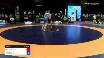 67 kg Consi 4 - Hayden Tuma, Suples Wrestling Club vs Jessy Williams, TMWC / Spartan Combat RTC