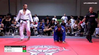 Yuri Simoes vs Gustavo Batista World Series of Grappling #2