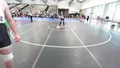 197 lbs Quarterfinal - James Clarkson, Mac Arthur vs Sean Lane, Raritan High School