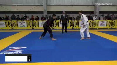 HUGO MAYER LIMA vs GILSON NUNES DE OLIVEIRA NETO 2020 American National IBJJF Jiu-Jitsu Championship