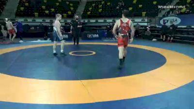 72 kg Quarterfinal - Micah Arakawa, Grapplers HI vs Griffin Parriott, Minnesota