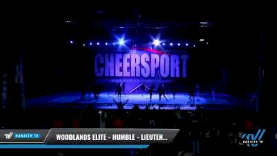 Woodlands Elite - Humble - Lieutenants [2021 L2 Youth - Small - A Day 1] 2021 CHEERSPORT National Cheerleading Championship