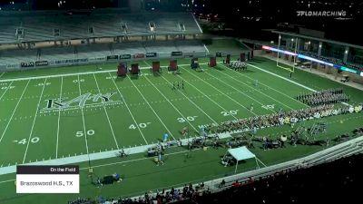 Brazoswood H.S., TX at 2019 BOA Houston Regional Championship, pres. by Yamaha