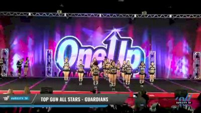 Top Gun All Stars - Orlando - Guardians [2021 L6 Senior Coed - Small Day 2] 2021 One Up National Championship