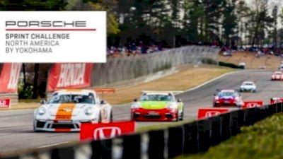 Full Replay | Porsche Sprint Challenge Race #2 at VIR 6/6/21 (Part 1)