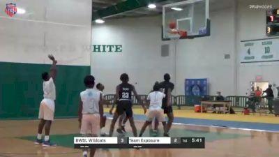 Team Exposure vs. BWSL Wildcats - 2021 AAU Boys World Championships (12U)