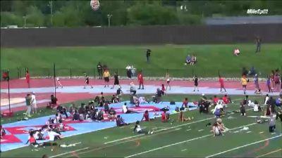 High School Mixed 200m Unified, Finals 1