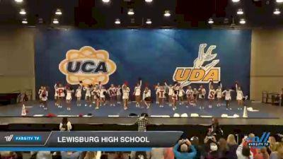Lewisburg High School [2020 Game Day Large/Super Varsity Day 2] 2020 UCA Magnolia Championship