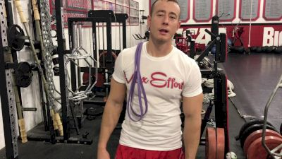 Band Pull Ups For Speed And Power