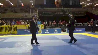 JOHNATHA BARBOSA ALVES vs MICHAEL REMIGIO LIERA JR. 2020 Pan Jiu-Jitsu IBJJF Championship