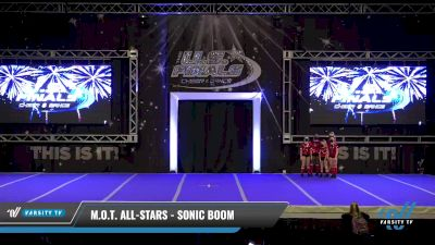 M.O.T. All-Stars - Sonic Boom [2021 Youth - Hip Hop Day 2] 2021 The U.S. Finals: Ocean City