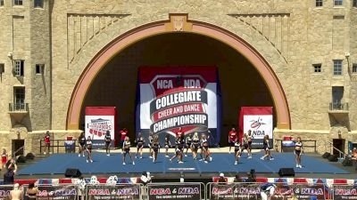 University of New Hampshire [2018 All-Girl Cheer Division I Finals] NCA & NDA Collegiate Cheer and Dance Championship