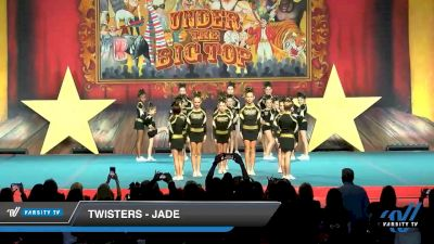 Twisters - Jade [2019 Youth PREP 2.2 Day 1] 2019 All Star Challenge: Battle Under the Big Top