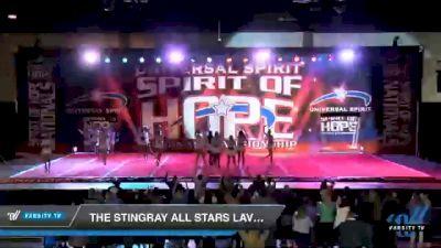 The Stingray Allstars - Marietta - Lavender [2021 International Open 6 Day 1] 2021 Universal Spirit: Spirit of Hope National Championship